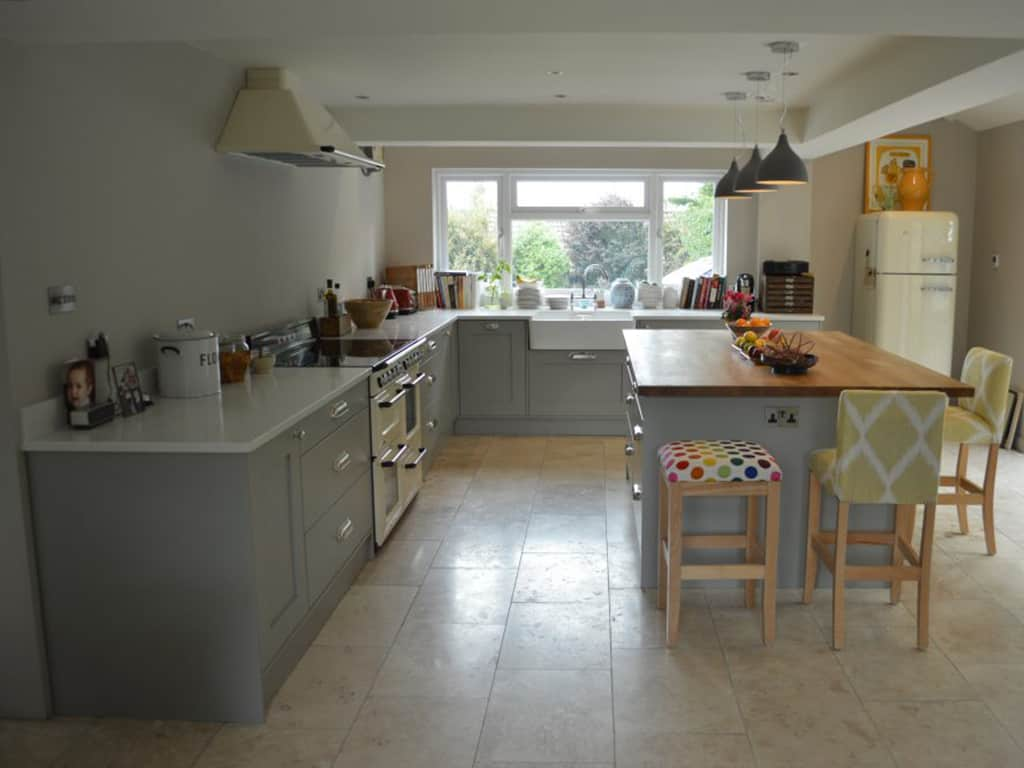 Garage Conversion Haydown Kitchens
