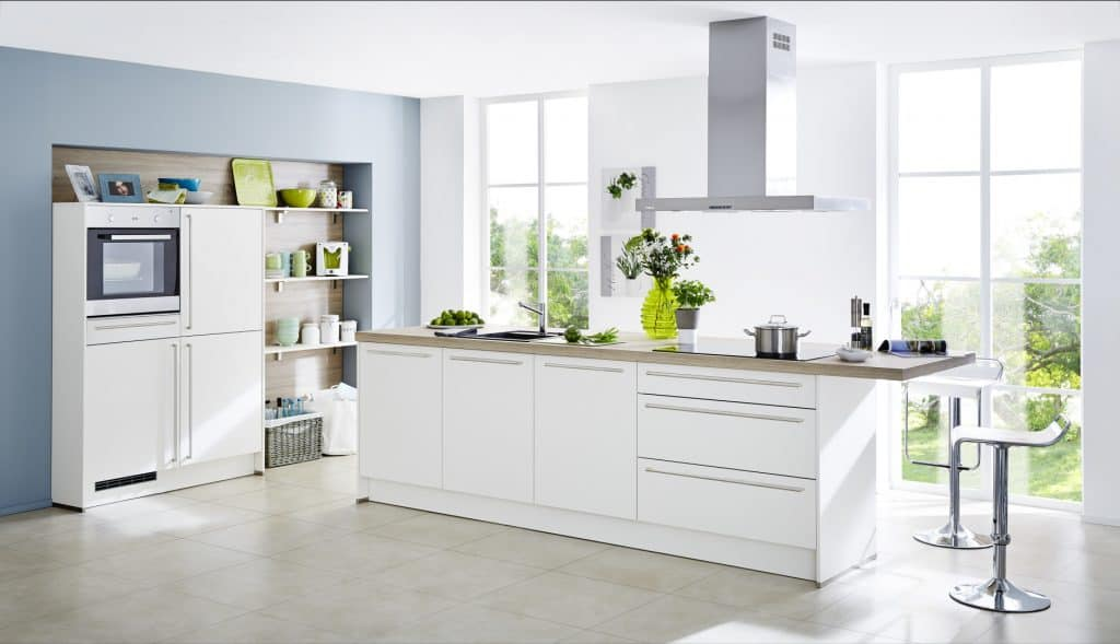 Nolte küchen magnolia matt  Nolte Küchen - Haydown Kitchens, Andover, Hampshire