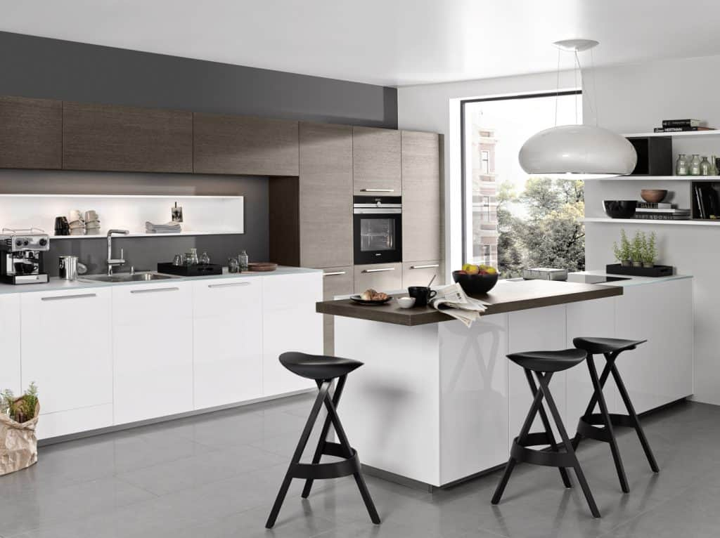 Einbauküche nolte nova lack  Nolte Küchen - Haydown Kitchens, Andover, Hampshire
