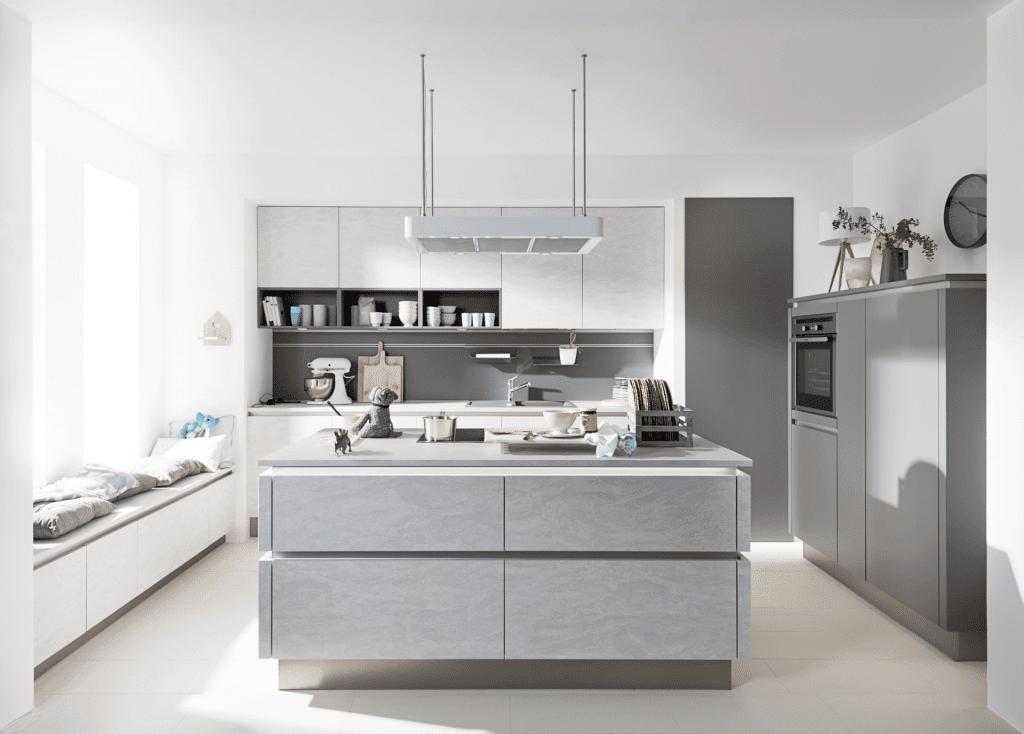 Nolte Küchen - Haydown Kitchens, Andover, Hampshire   {Nolte küchen magnolia matt 99}