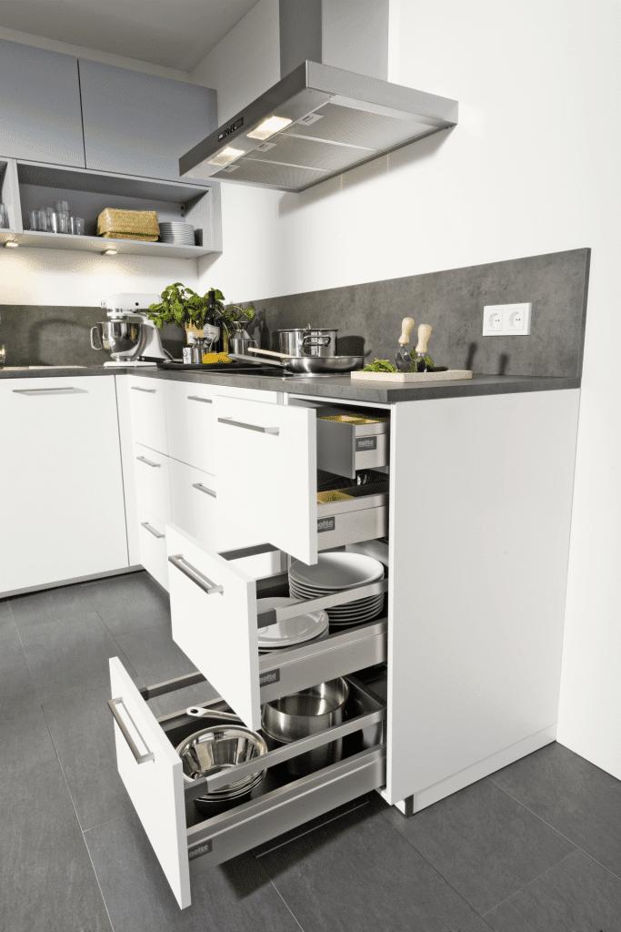 Nolte Küchen - Haydown Kitchens, Andover, Hampshire   {Nolte küchen magnolia matt 85}