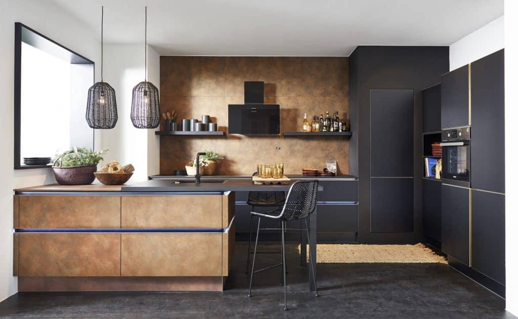 Modern German kitchen